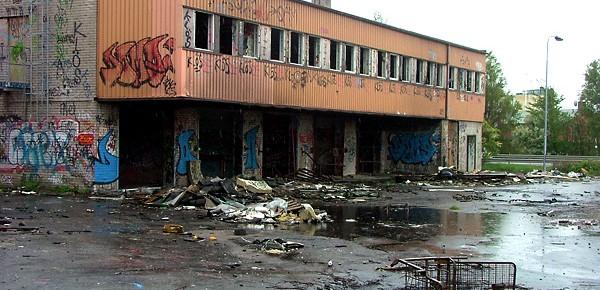 Tjernobyl plaza